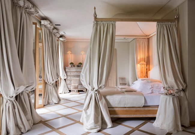 FOUR POSTER CANOPY BEDS HIGH STYLE COCOCOZY